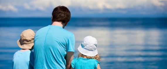 Padri separati, 5 modi per mantenere una buona relazione con i figli
