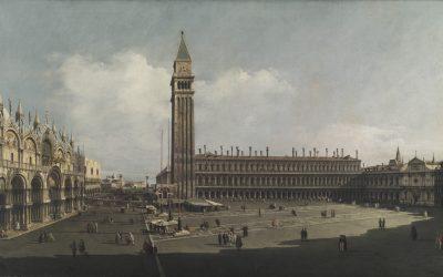 Bellotto e Canaletto