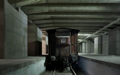 Train Track 21: Memorial to the Shoah, Central Train Station, Milan
