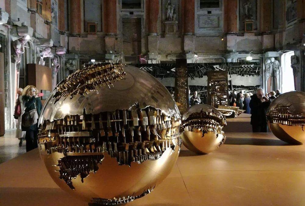 Arnoldo Pomodoro: 90 years of sculpture