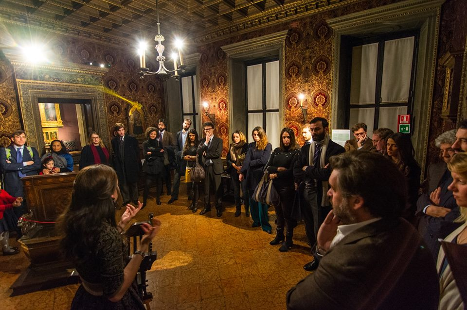 Free guided visit in Italian at the Bagatti Valsecchi Museum