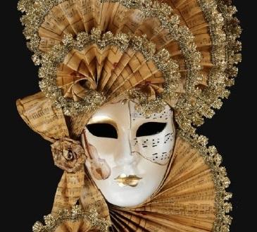 Masked Aperitifs at the Bagatti Valsecchi Museum (in Italian)