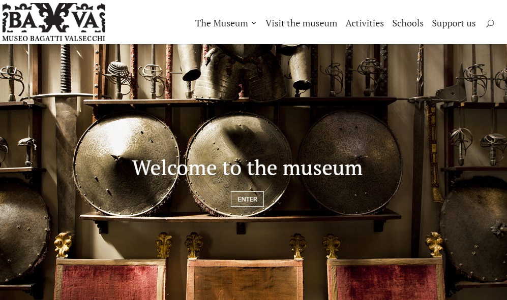 A new web site: more beautiful and more functional