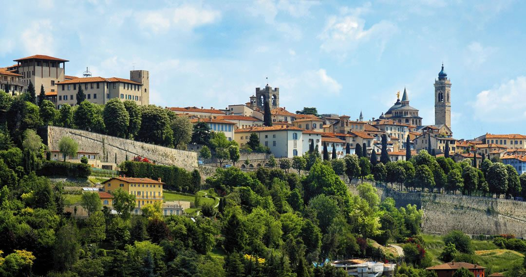 Art Treasures in Bergamo: guided day trip (in Italian)