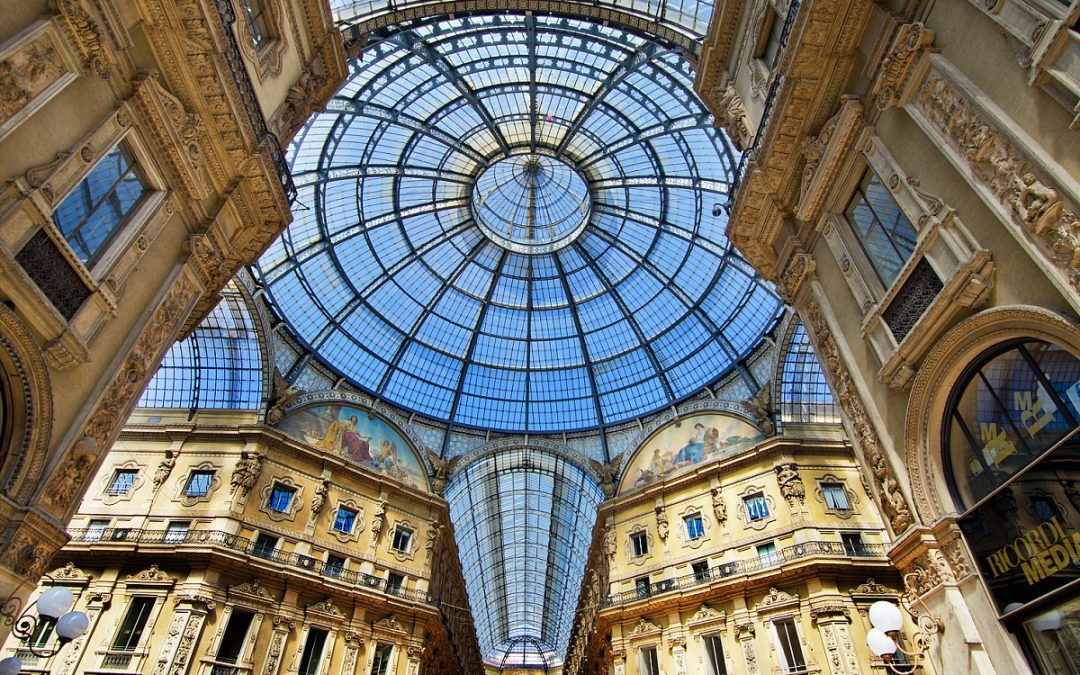Galleria Vittorio Emanuele: guided tour (in Italian)