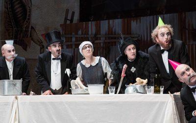 Teatro Elfo Puccini+ Mr Pùntila e il suo servo Matti