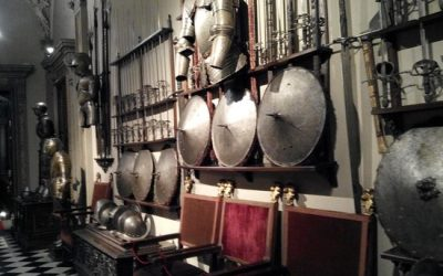 Arms and armor: from war implements to salon trophies