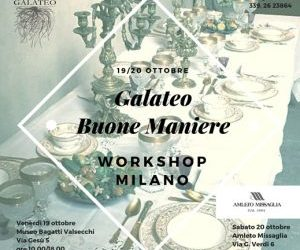 The Bagatti Hosts the 'Academy of Good Manners' (in Italian)