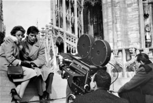 Milano and Cinema (in Italian)