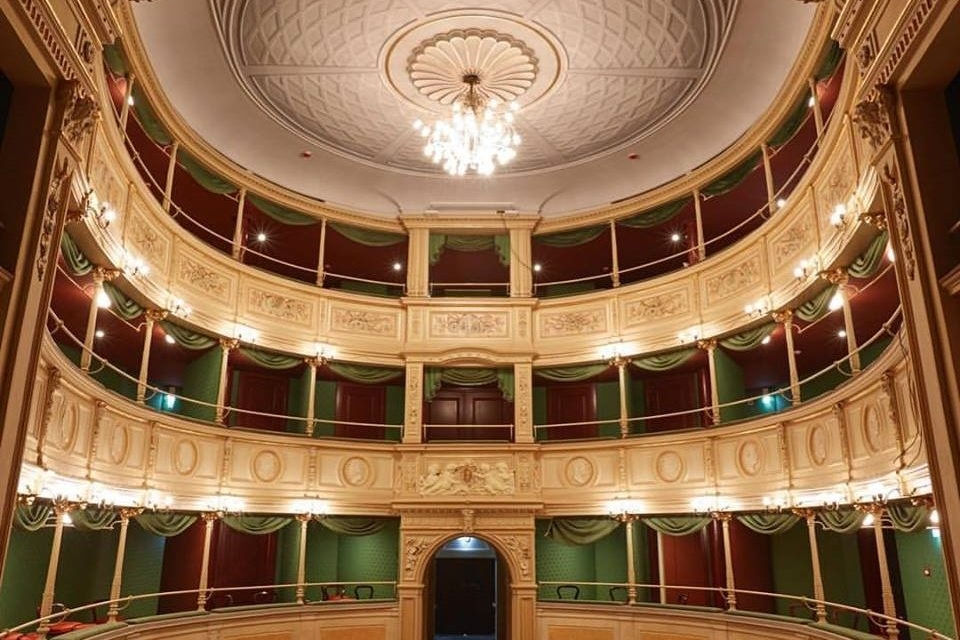 Gerolamo Theater (in Italian)