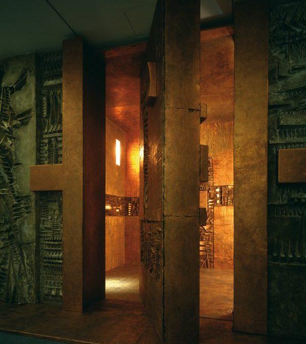 Labyrinth of Arnaldo Pomodoro