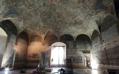 """Leonardo's """"Sala delle asse"""" restored"""