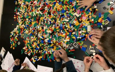 With LEGO® the Renaissance is Rebuilt (in Italian)