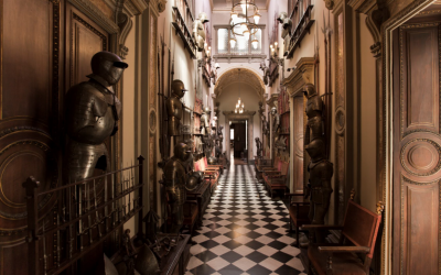 Collectors for a day visit the Bagatti Valsecchi Museum (in Italian)