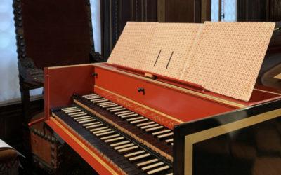 Antiche note di clavicembalo per il Museo Bagatti Valsecchi