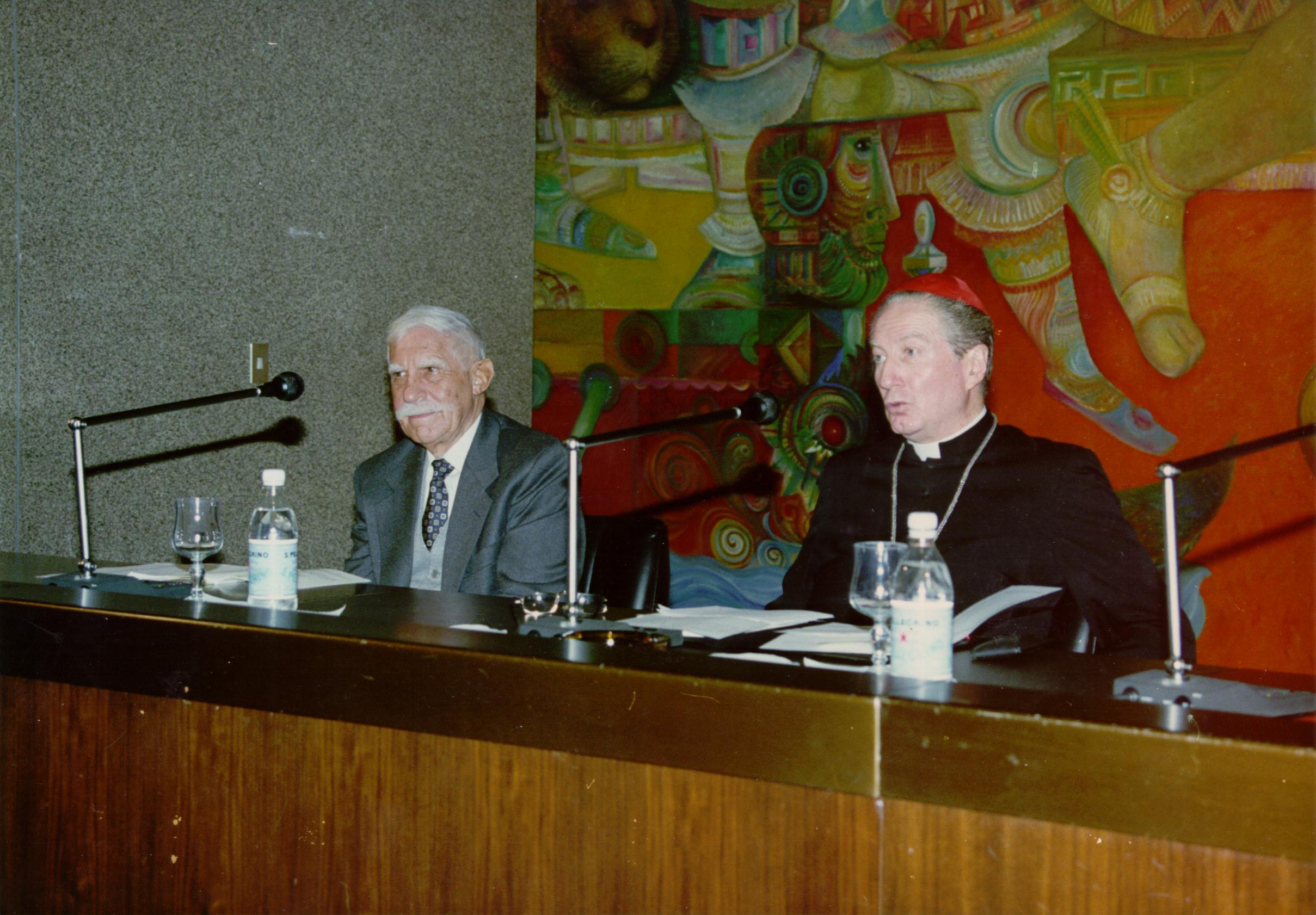 1993, VII edizione: Mario Trevi e Martini
