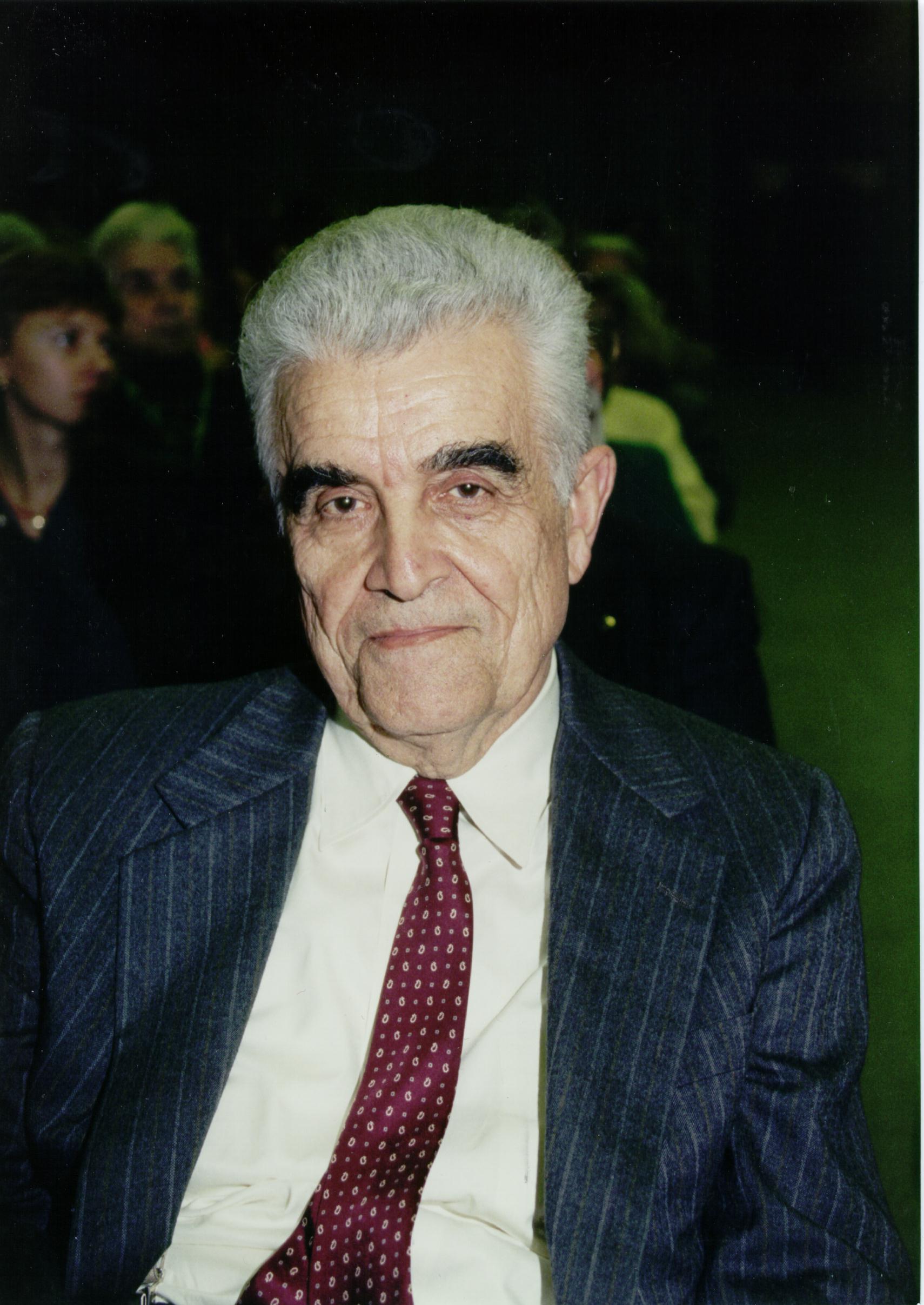 1996, IX edizione: René Girard