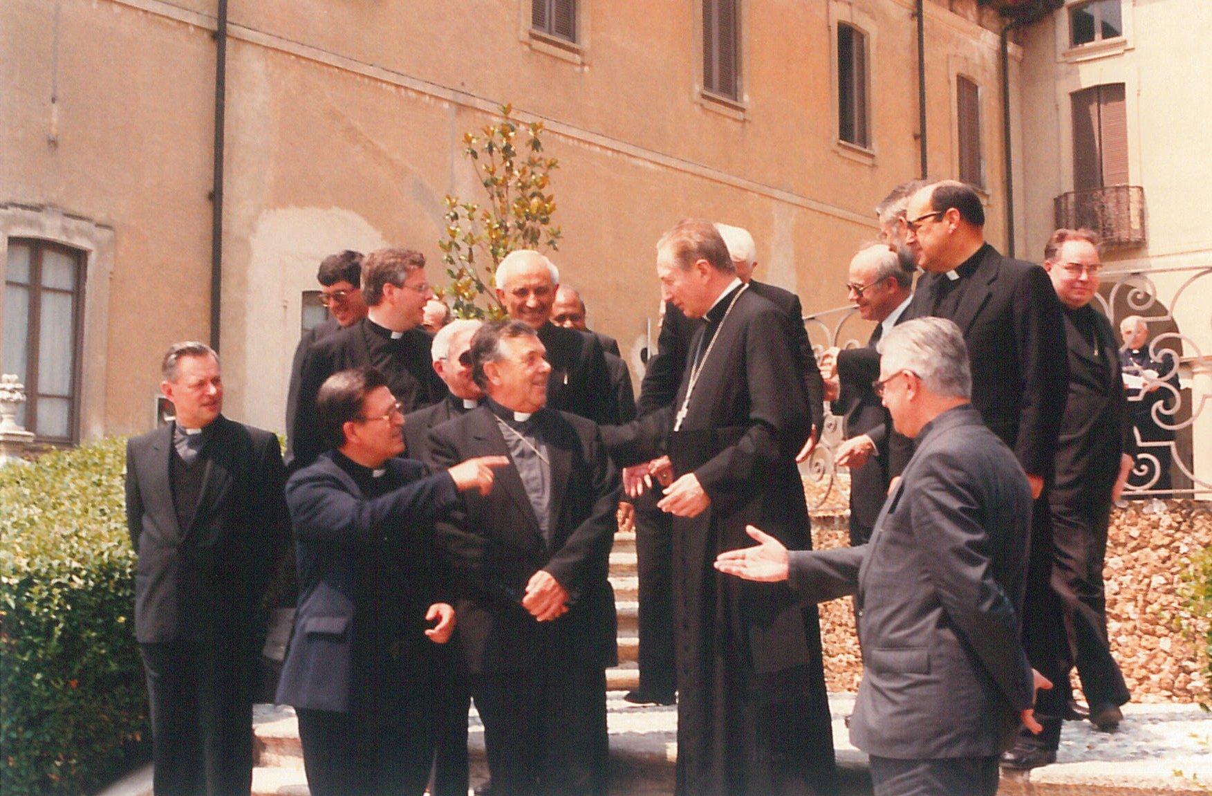 Incontro dei vescovi