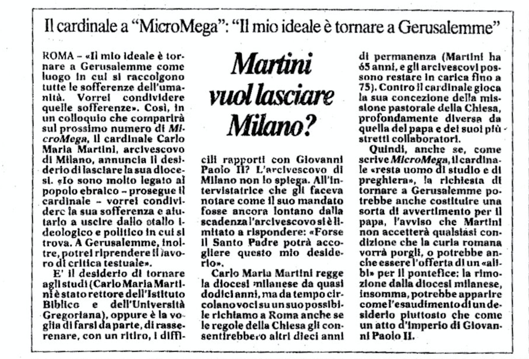 La Repubblica 1991
