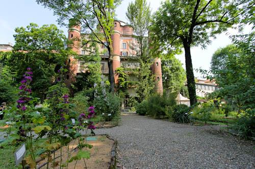 Orto botanico di brera di casa in casa for Giardino botanico milano
