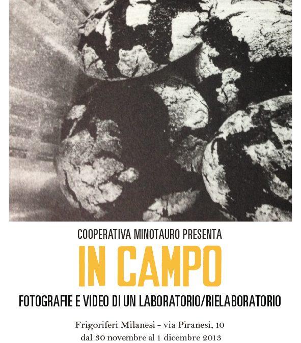 Fotografie e video di un laboratorio/rielaboratorio