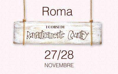 I nostri corsi – Roma