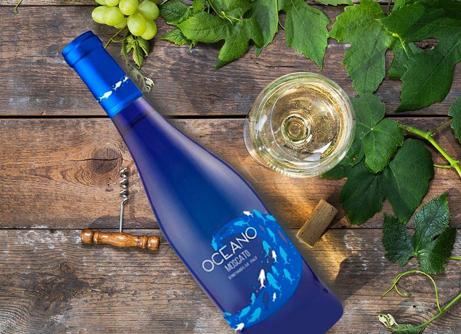 Festeggia il nuovo sito con una bottiglia di Moscato d'Asti DOCG OCEANO