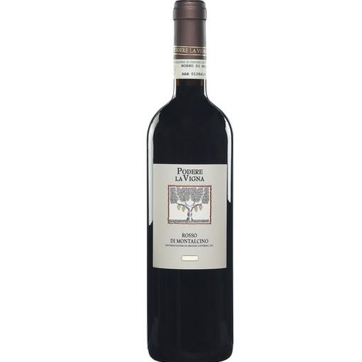 Rosso di Montalcino DOCG 2017- Podere La Vigna