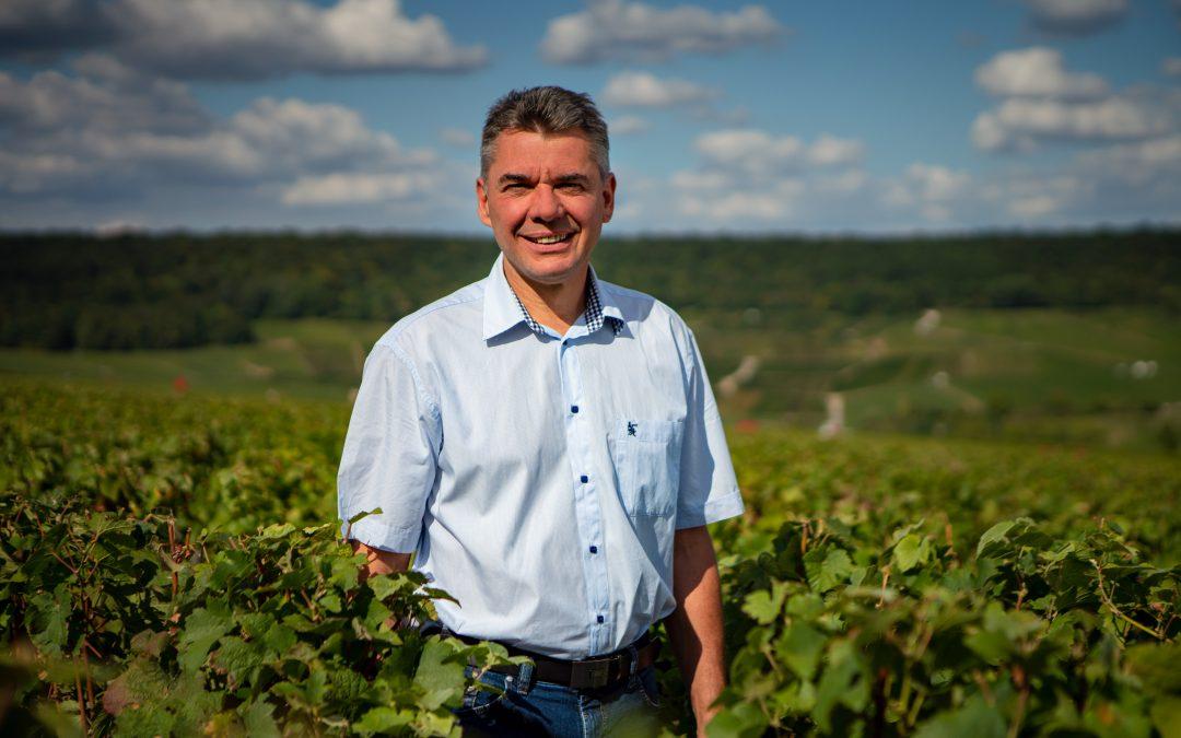 Fiocco azzurro in casa Wineoclock: benvenuto Etienne Oudart