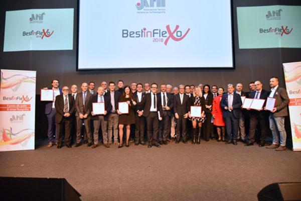 Un'azienda del Gruppo Shopping Bags premiata a BestInFlexo 2018
