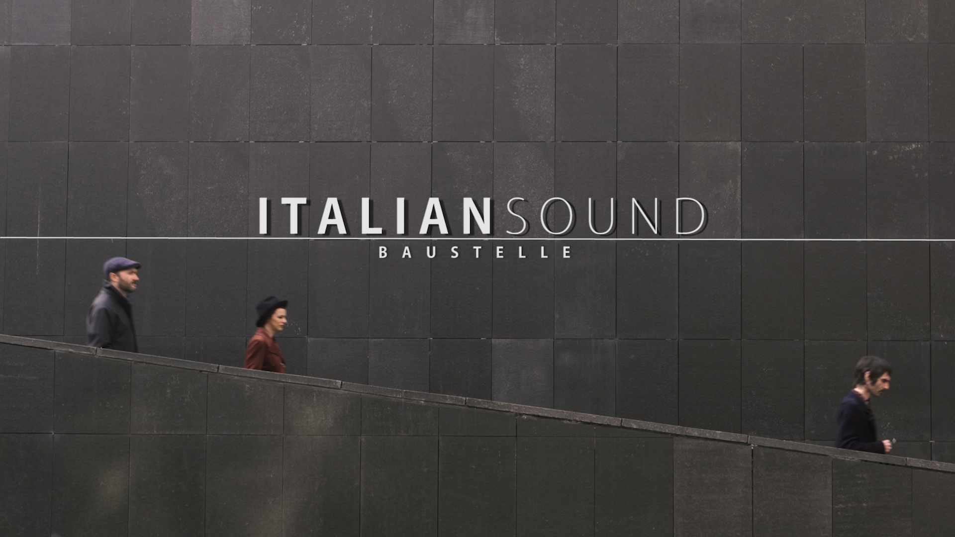BAUSTELLE ・ Italian Sound
