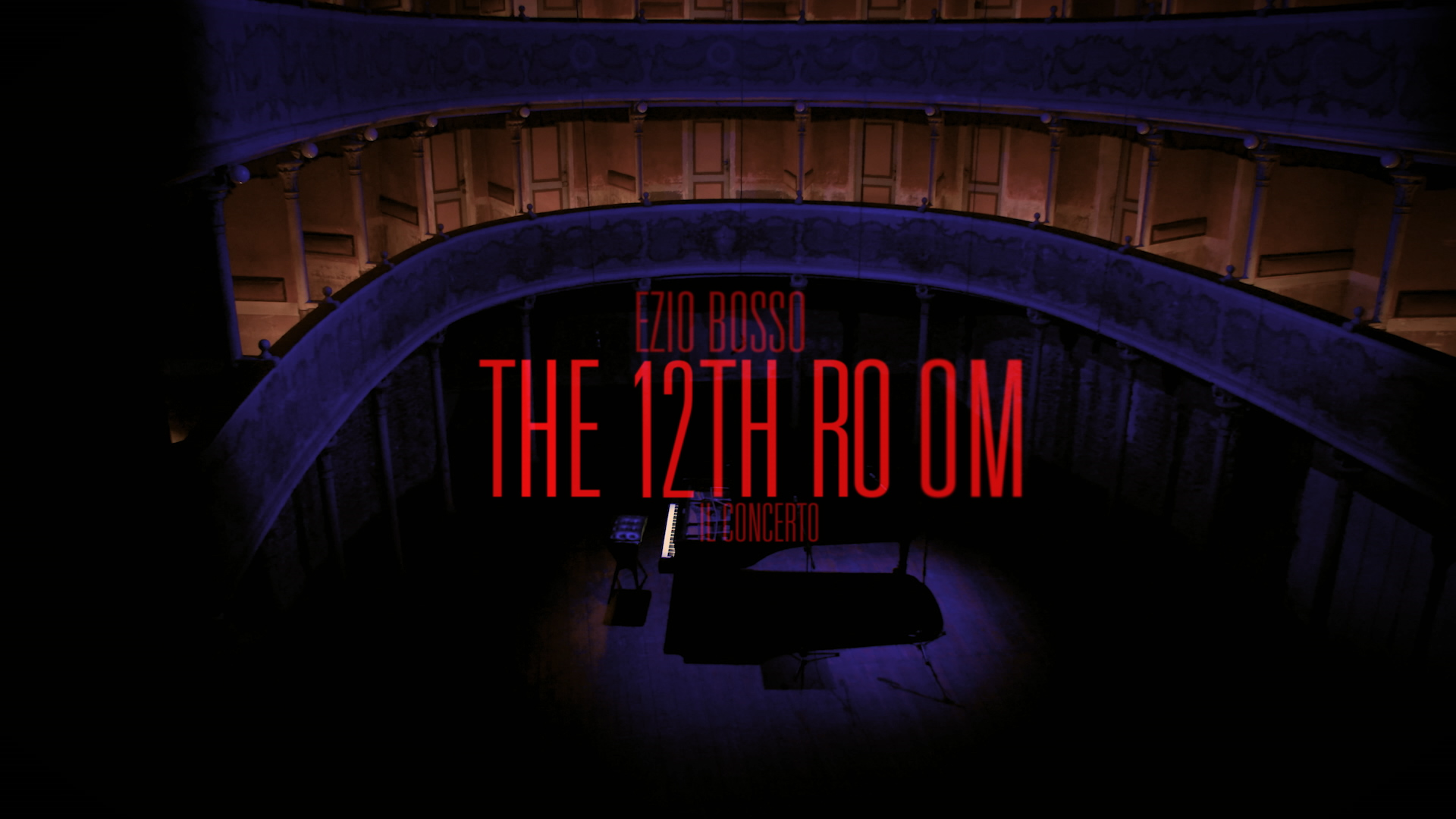 EZIO BOSSO  ・ The 12 room