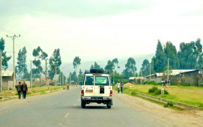 Il Team di WAMI in Etiopia
