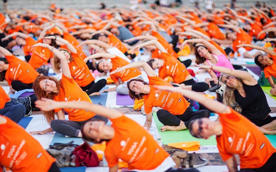 Quando lo yoga incontra WAMI: dissetarsi con una missione!